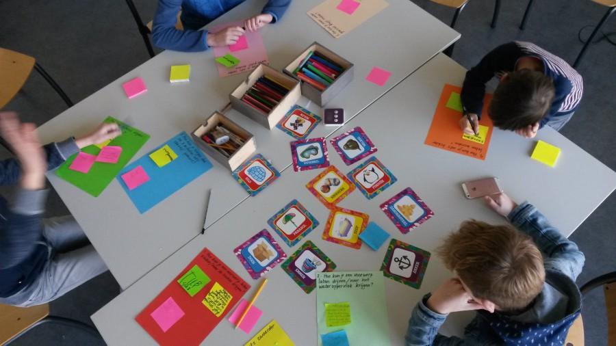 Brainstorm voor techniektoernooi